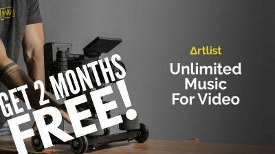 Artlist discount code