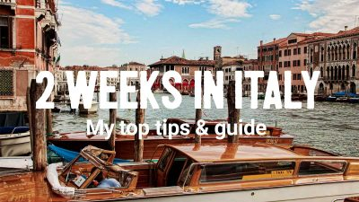 2-week-italy-itinerary