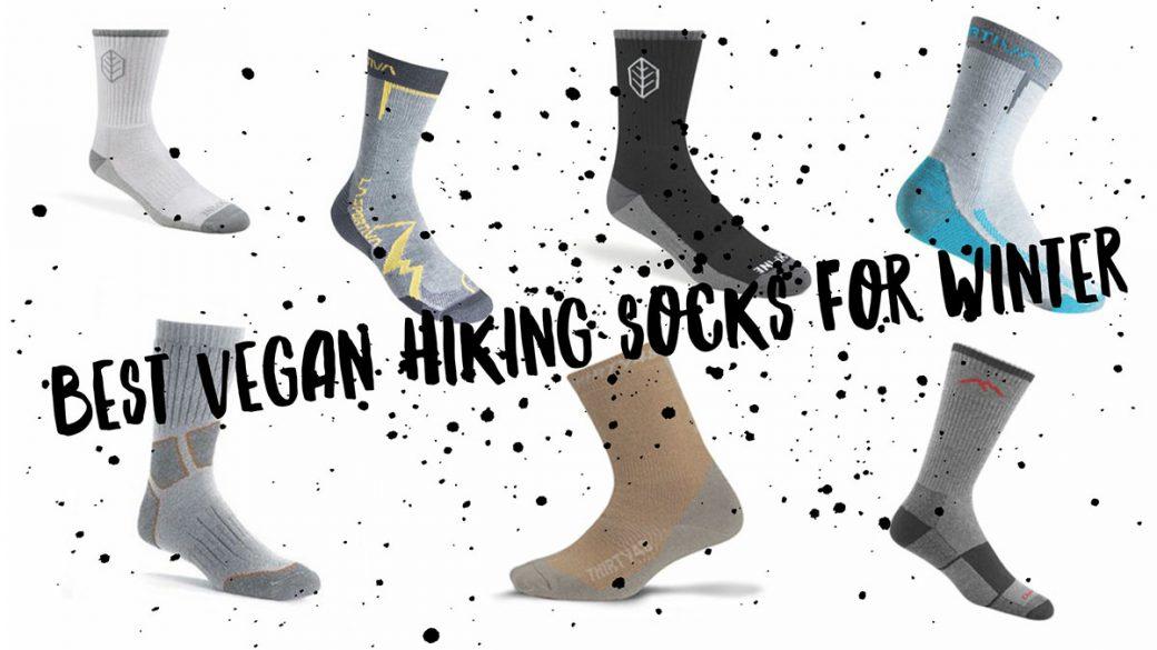 10 vegan alternatives to wool hiking socks | Vegan Adventurist