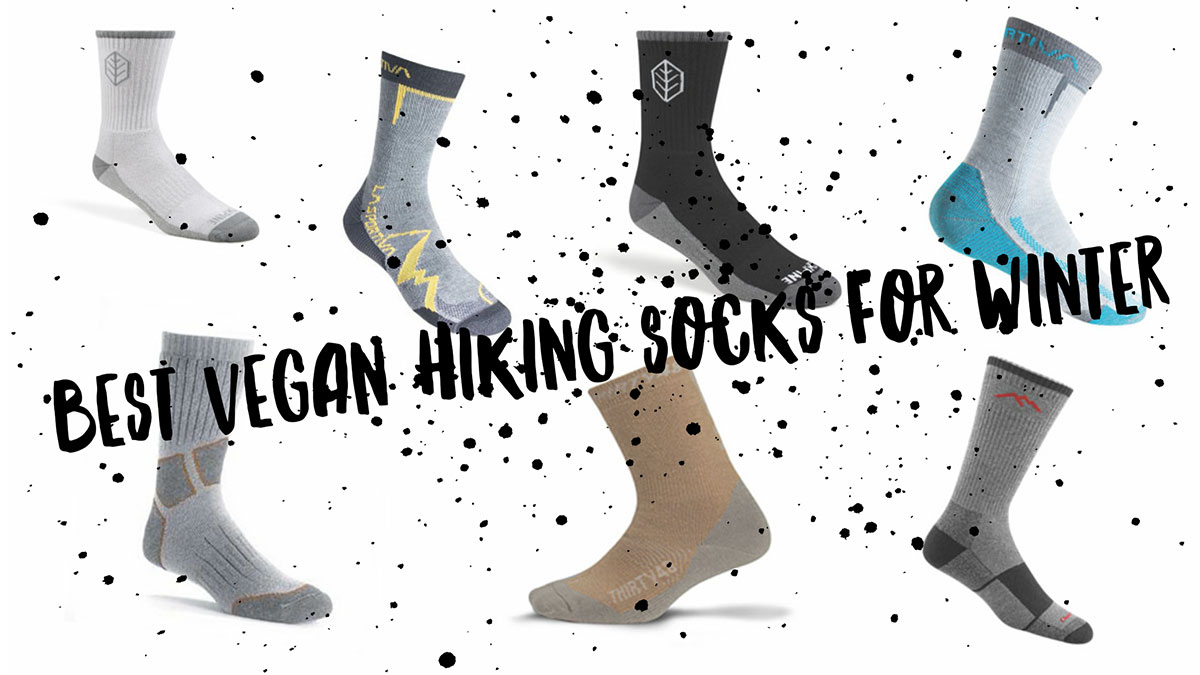 10 Vegan Alternatives To Wool Hiking Socks Vegan Adventurist