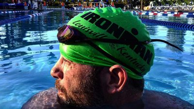 My interview with vegan Ironman triathlete Dustin Hinton on life, food and training
