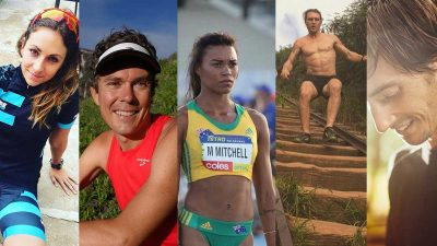 8 of the most successful vegan runners and triathletes