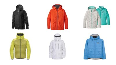 Best eco winter jackets made from recycled plastic