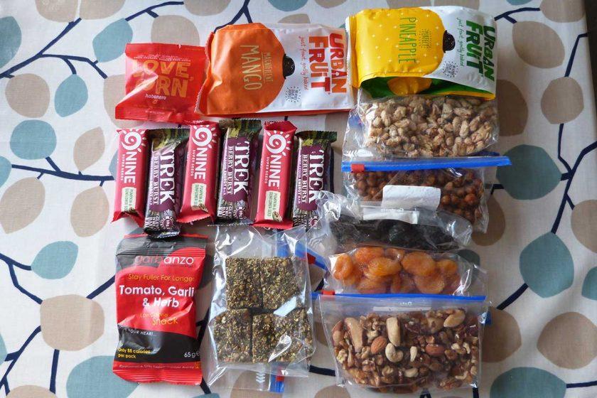 Vegan Backpacking Food Ideas No Stove Needed Vegan Adventurist