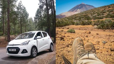 How to get around Tenerife with & without a car