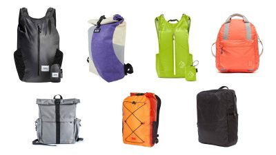 Best packable backpacks for travel (that are also waterproof!)
