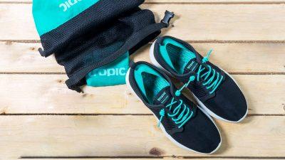 Tropic: The lightweight vegan travel shoe on Kickstarter