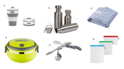 12 must-haves for zero-waste backpacking