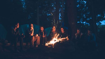 A vegan's guide to family camping