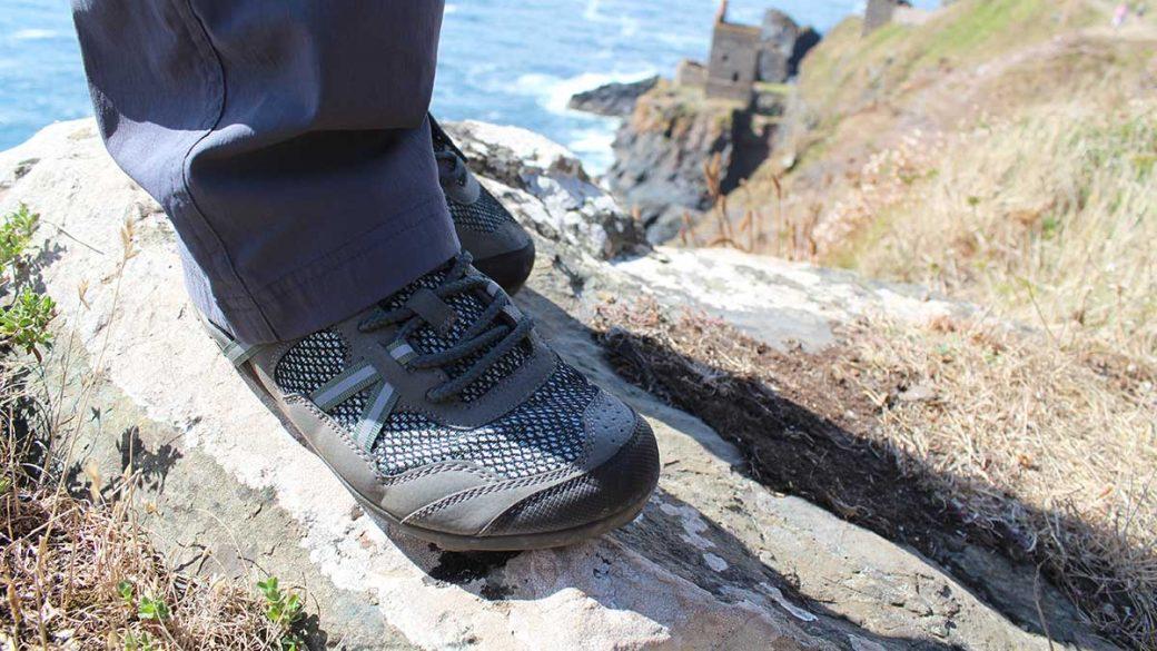 fa4481ab98b1 Xero Shoes Terraflex Review. I test out the minimalist trail hiking shoe ...