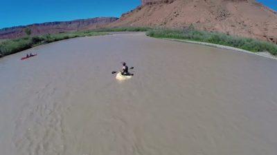 No Kayak? No Problem – Grab a Pumpkin!