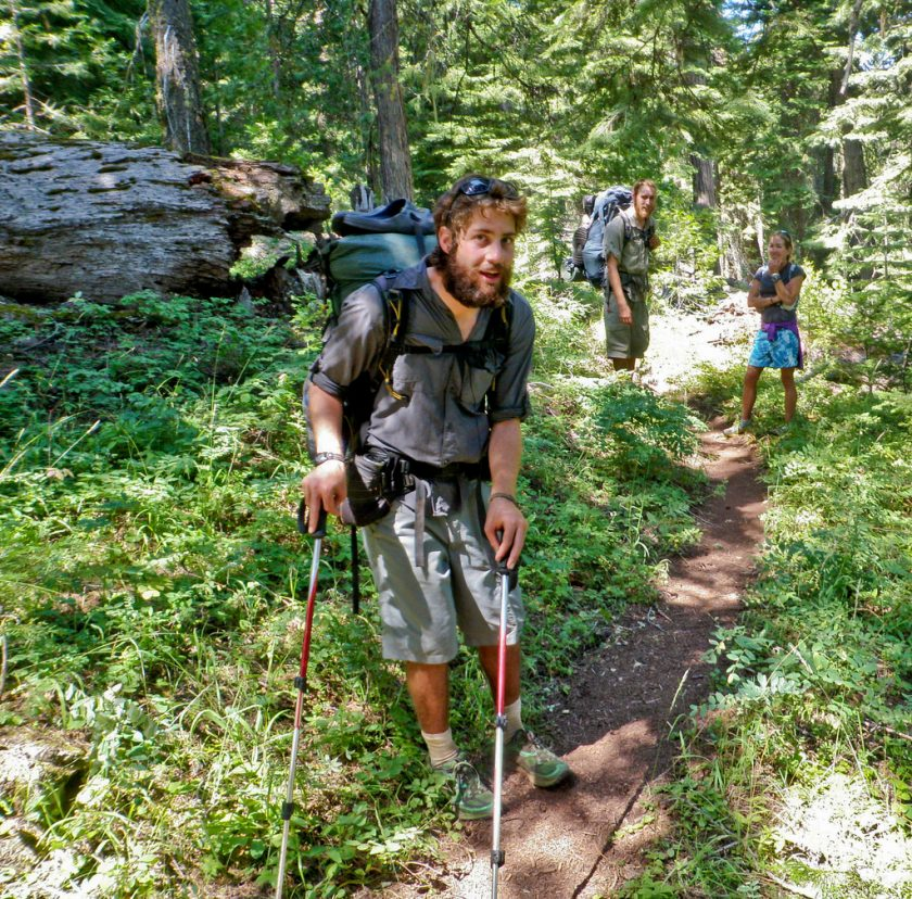 Angels Of The Pacific Crest Trail