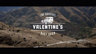 Sponsored Video: The best Valentine's Day gift ever from Land Rover