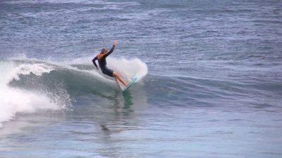 Surfing on a bodyboard – Hubboards 2015 // Episode 1