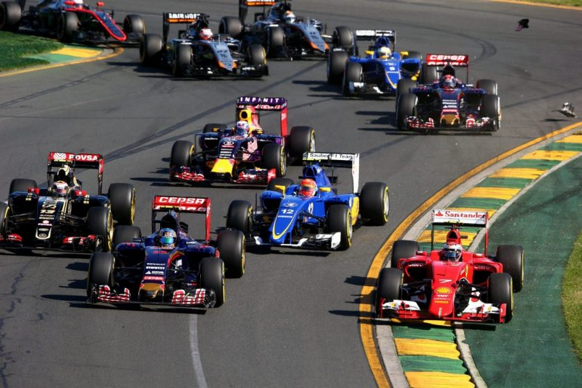 Photo: Getty Images/Red Bull Content Pool.