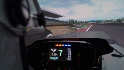 A lap of virtual Silverstone with Fernando Alonso