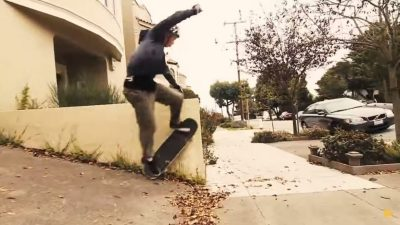 Comet Skateboards' Eric Jenson shows what The 'Skate Everywhere' Movement is about