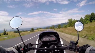 8000km Motorbike Trip Across The Balkans