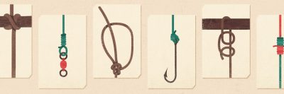 How to Tie Camping, Climbing, Fishing and Sailing Knots