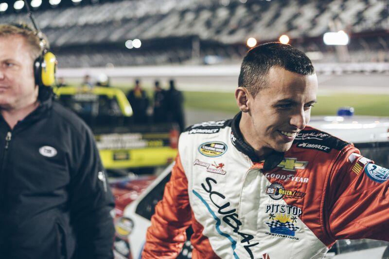 Photo: Bryan Berger/Team Scuba Racing