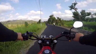 Exploring Bali on Bike