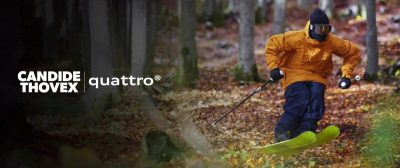 Candide Thovex doesn't wait for Winter, Skiing without Snow