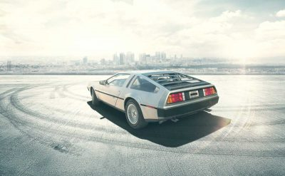 DeLorean from 'Back to the Future' is back in production