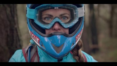 One Woman's Emotional Story about how she found Mountain Biking