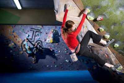 Why are people swapping the Gym for Indoor Rock Climbing or Bouldering?
