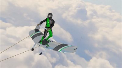 Wingboarding: the Next Extreme Sport to Surf the Skies