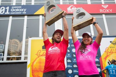 Wilkinson & Wright Claim Victory at 2016 Quiksilver and Roxy Pro Gold Coast