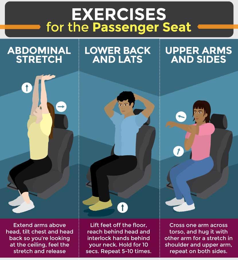 passenger-seat-exercises