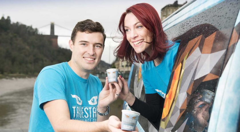 TrueStart founders Helena and Simon have been on an awesome adventure with their brand. It looks like they can look forward to many more with their performance coffee as fuel.