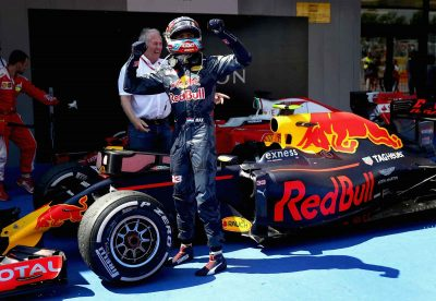 F1: Verstappen claims historic GP victory in Spain