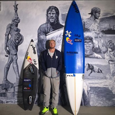 Big Wave Surfer Andrew Cotton Is Ready to Surf the Biggest Wave Ever