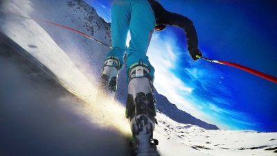 Interview: CARV—The world's first wearable that helps you ski better!
