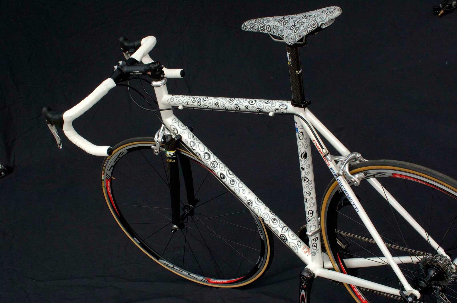 Dario Pegoretti S Inspired Bike Designs Are Works Of Art