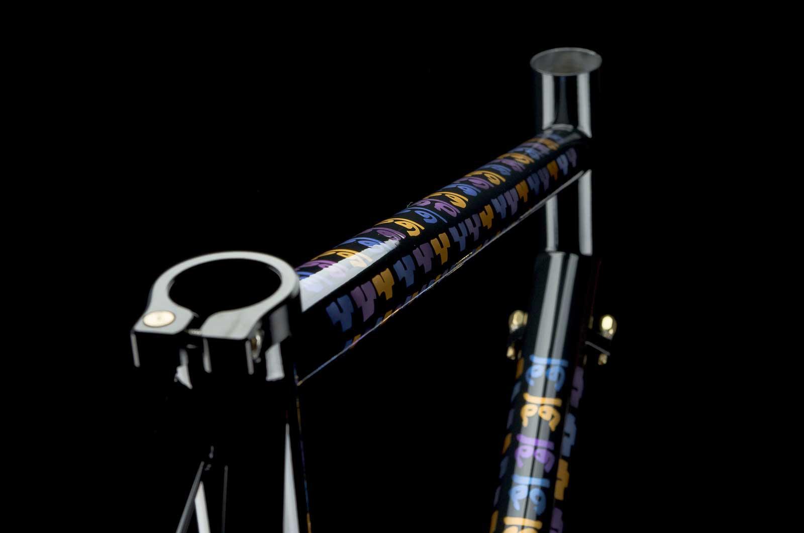 Steel Mountain Bike Frames