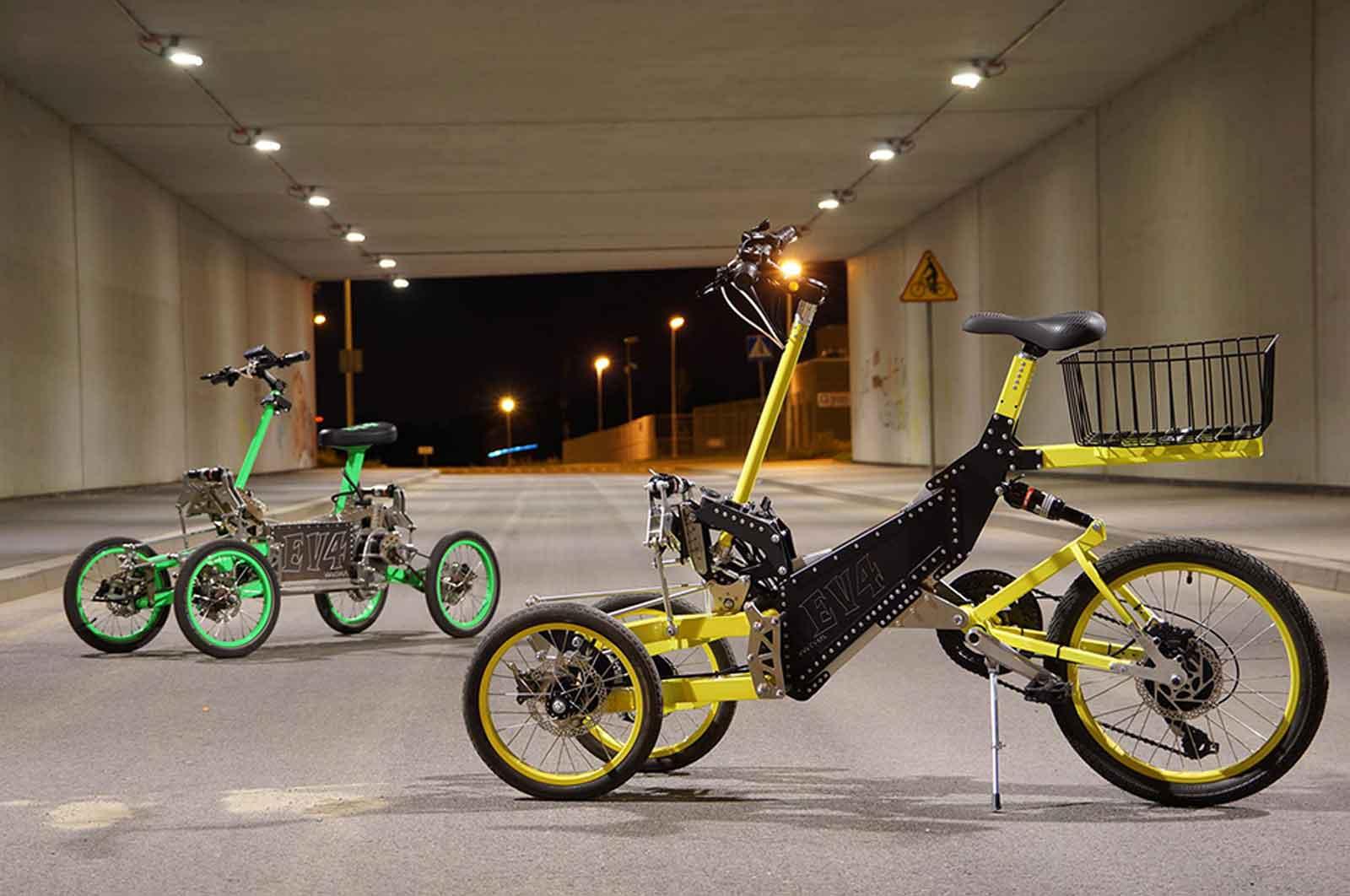 the rad ev4 electric quad scooter and trike interview. Black Bedroom Furniture Sets. Home Design Ideas