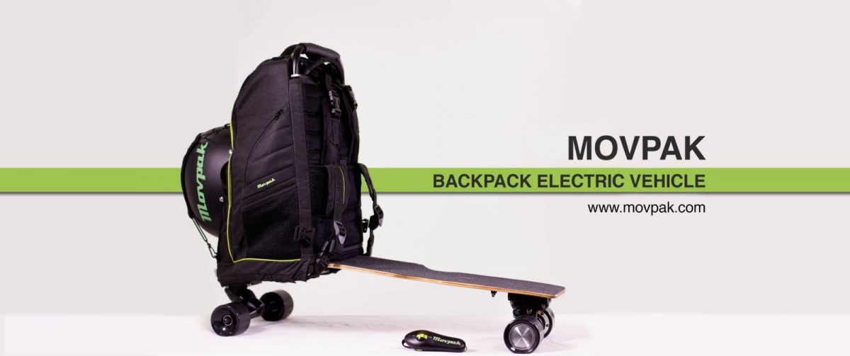 Interview: Movpak - a backpack that carries you
