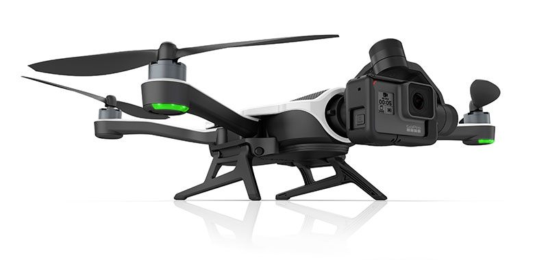 GoPro reveals new HERO5 Action Cam, Session, and Foldable Karma Drone