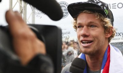 John John Florence is the first Hawaiian to win the World Surf League Title since Andy Irons