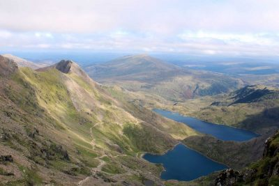 Snowdonia is facing a huge erosion problem, as more and more head to its mountains