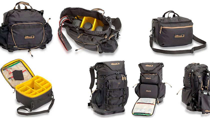 Renowned Backpack Brand Teams Up With Legendary Photographer On New Camera Bag Range