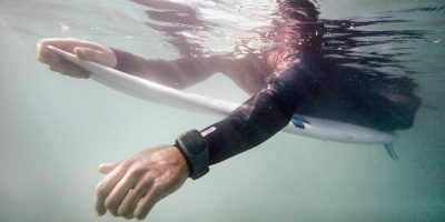 This new magnetic band could save a surfer's life