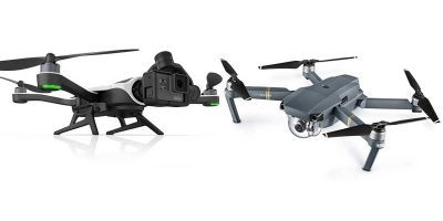GoPro Karma vs DJI Mavic Pro – What's new in the world of drones?