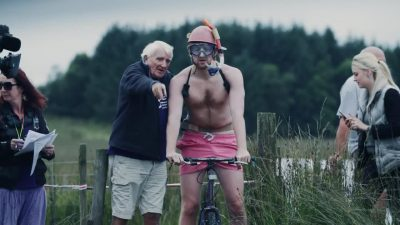 Video: Mountain Biking Bog Snorkelling — The Crazy Sport that even has a World Championship