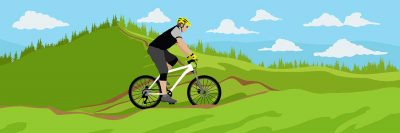 Guide: Getting started with Mountain Biking
