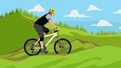 Getting started with Mountain Biking