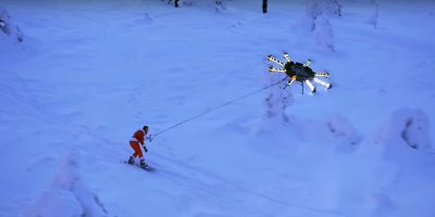 Top 3 extreme sports Santa videos